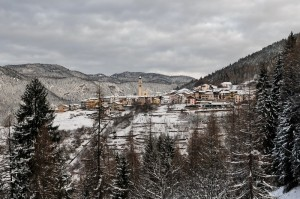 Val di Cembra - Montesover