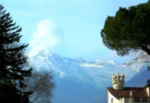 Le Montagne viste da Merano