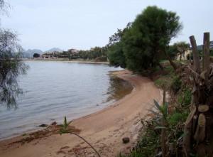 Spiaggetta di Cannigione