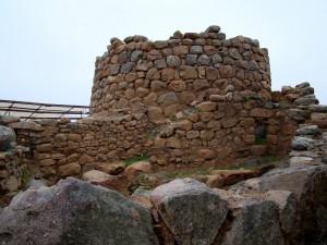 Torre del Nuraghe Prisgiona