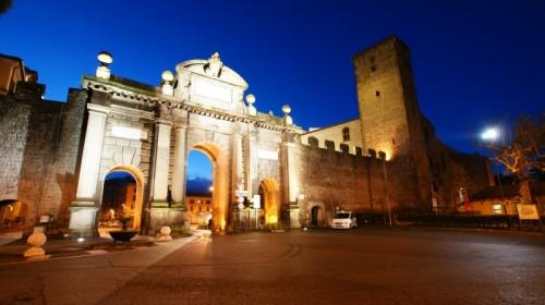 Viterbo - una mattina a Porta Fiorentina