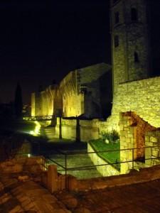 Badia a Settimo….. in notturna!