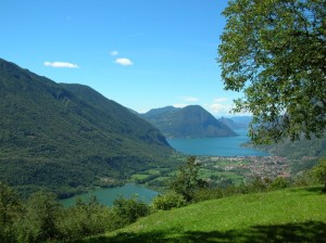 Porlezza e i suoi laghi