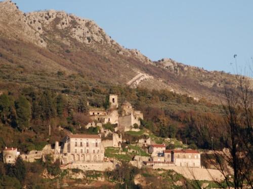 San Pietro Infine - Semi-abbandonato