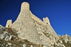 Rocca Calascio - prospettiva