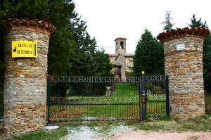 Il bel Castello di Scavolo