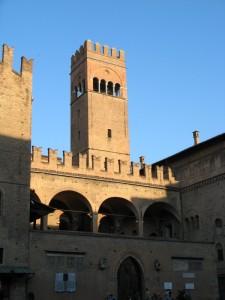 La torre dell'Arengo