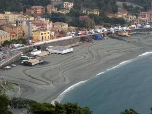Gara di cross sulla spiaggia