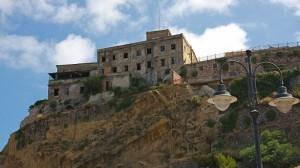 Una parte del castello