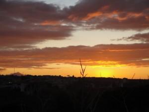 L'oro di Napoli…e i suoi tramonti in provincia…