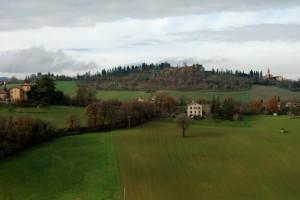 Le colline di Albinea