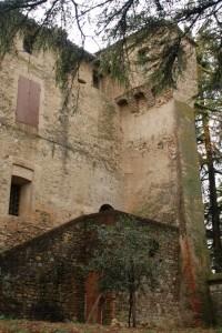 Montericco, il castello