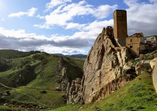 Aidone - Torre di Pietratagliata di Fesuna