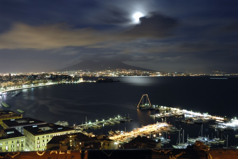 Napoli Una Notte Sul Golfo