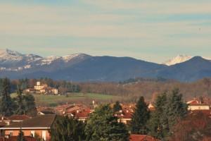 Veduta di Rivalta