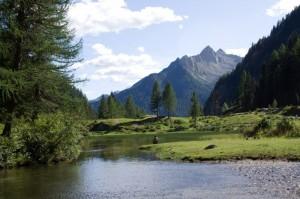 nasce il fiume