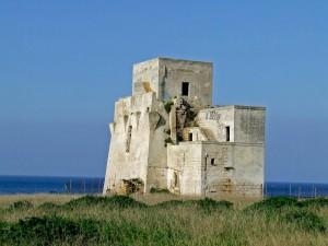 la torre di Saturo