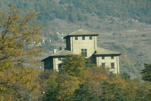 Châtillon - castello di chatillon