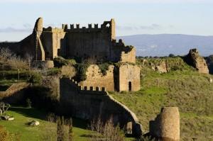 Ruderi di Tuscania