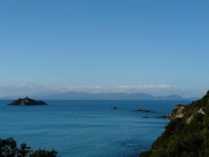 Isola della Troia e i Tre Porcellini