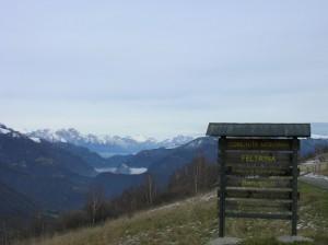 Monte Tomba con Vette Feltrine