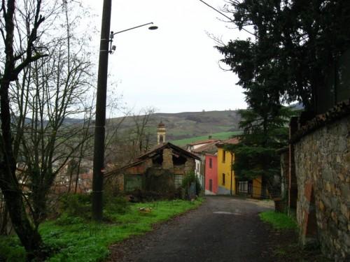 Brignano-Frascata - Colori autunnali a Brignano