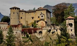 Castel Campo immerso nel……..