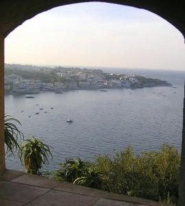 uno sguardo dal castello