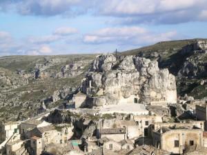 La città dei sassi