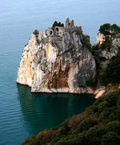 Duino-Aurisina - I ruderi del vecchio castello