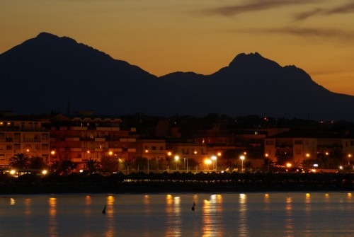 Pescara - Pescara con la bella addormentata