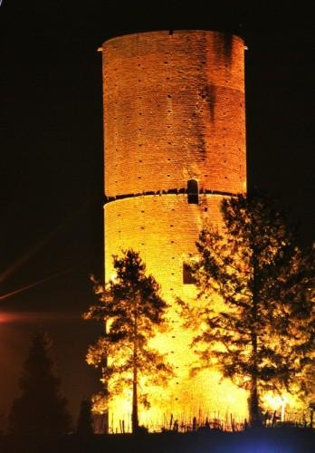 Montaldo Roero - La torre medioevale