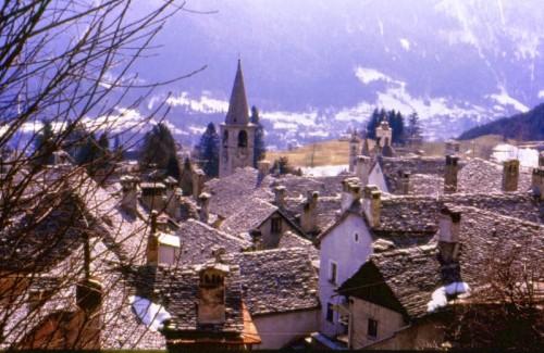 Craveggia - Tetti in Val Vigezzo