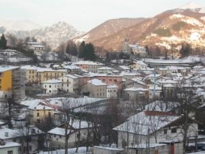 Panorama di Pellio