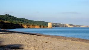 La spiaggia della Torretta