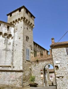 """""""Il castello di Lerma"""""""