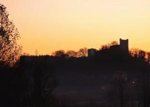 La nebbia se ne va e nasce un nuovo giorno