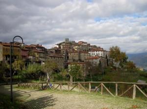 Il borgo di Trassillico