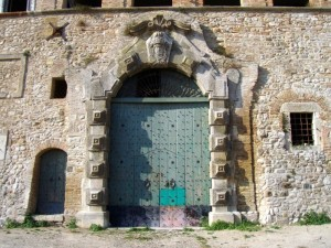 Portone Medievale