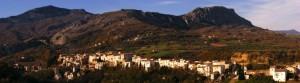 Panorama di Castiglione a Casauria