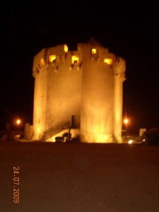 torre di notte