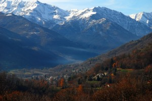 Torre Pellice e la sua valle