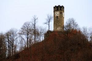 La torre di Brondello