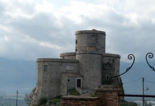 Montesarchio - Verso la torre