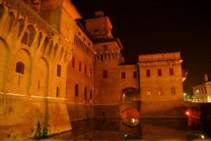Riflessi al Castello