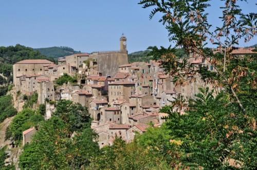 Sorano - Sorano - GR (Panorama)