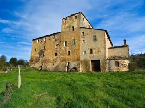 Sovicille - Toiano. Castello di Palazzaccio - n.1
