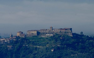 """Castello """" carcere """" di Paliano"""