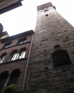 torre svettante