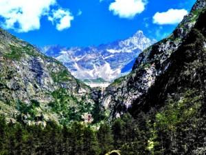 Valle del Pian Tonetto salendo per Teleccio